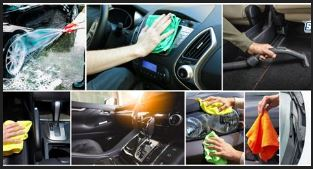 PROFESSIONAL AUTO DETAILING – BRONZE PACKAGE